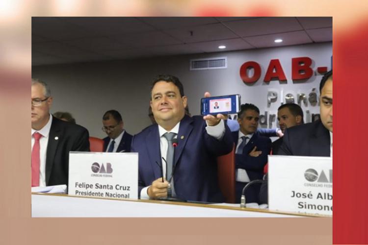 Carteira digital da OAB!